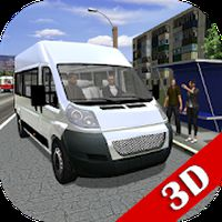 Ícone do Minibus Simulator 2017