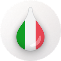 Drops: Learn Italian language and words for free icon
