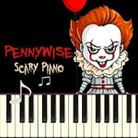 Ícone do apk Pennywise IT Scary Piano