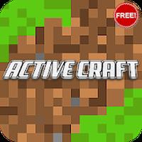 Biểu tượng apk Active Craft: Crafting Best 3D