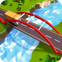 Ikon apk Path of Traffic- Bridge Building