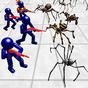 Simulador de Batalha: Aranhas e Stickman 1.06