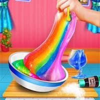 Icône apk Slime Maker Jelly: Comment faire DIY Slime Fun Gam