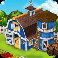 Çiftlik kasaba köy hayatı çiftlik oyunlar çevrimd APK Simgesi
