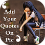 quotes on my pic & quotes app 1.6 APK