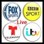 Live TV FIFA world cup 2018, All Sport Live TV 2 APK