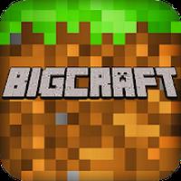 Icône apk Big Craft Explore : Crafting And Building