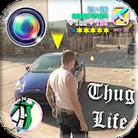 Εικονίδιο του Grand Theft Photo Editor: Thuglife Sticker apk