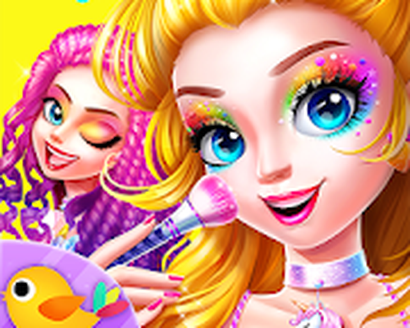 Sweet Princess Candy Makeup Android - Free Download