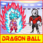 Dragon Z Saiyan Goku Fighter: Esfera del dragón  APK