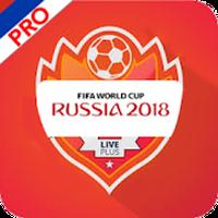 LIVE PLUS PRO -World Cup 2018 Russia APK Simgesi