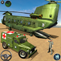 US Army Transporter Rescue Ambulance Driving Games 1.5