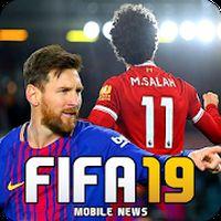 Icône apk FIFA 2019 news