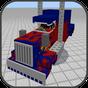 Мод Роботы Трансформеры для майнкрафт 1.0 APK