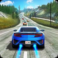 Yarış Drift Hızlı Hız: Yol Yarışçısı Simgesi