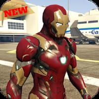APK-иконка 3D Ironman Simulator