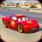 Splashy Superhero Vertigo racing : lightning car 1.1