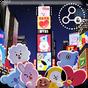 BTS BT21 Art Kawaii Wallpapers Pattern Lock Screen 1.0 APK