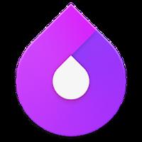 Ikon Overdrop  Pro - Animated Weather & Widget