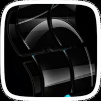 Ícone do Tema do Windows Preta (Nero)