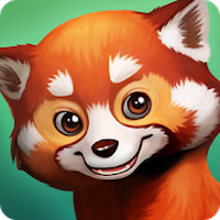 My Red Panda - The cute animal simulation icon