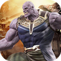 Verdadero Futuro Superhero Fight-Thanos 3D Battle 1.0 APK