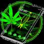 3D Live Neon Weed Launcher  APK