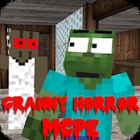 ไอคอน APK ของ Mod Granny Horror for MCPE