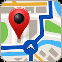 Icône de Navigation GPS gratuite avec le trafic en direct