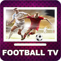 Football TV - Live Channels & Streaming guide apk icon