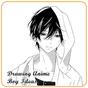 Menggambar Ide Anime Boy 1.3