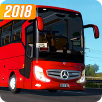 Icône apk Euro Bus Simulator 2018