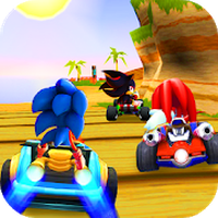 Road Sonic Car Racing apk icono