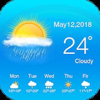 Ikona apk Relacja na żywo Pogoda Aktualizacja 2018 : Dzisiej