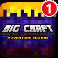 Big Craft Building Crafting Games APK Simgesi