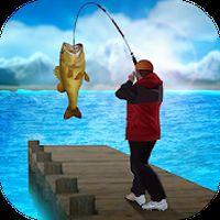 Fishing Simulator: Hook Catch & Hunting Game APK icon