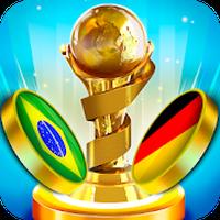 축구와 주술 월드컵 대회 2018: 러시아 축구 경기 무료 게임 - World Soccer 아이콘