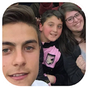 selfie con Paulo Dybala 1.0