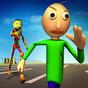 Scary Baldi : Airport Escape Game 1.1 APK
