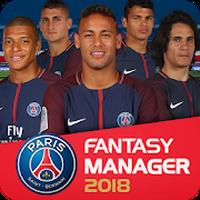 Icône apk PSG Fantasy Manager 2018