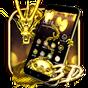 Chủ đề Rồng Vàng 3D 1.1.2 APK