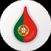 Ícone do Drops: aprenda português europeu gratuitamente