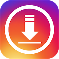 InstSaver - photo and video apk icon