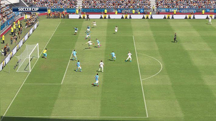 Dream League 2018 screenshot apk 2