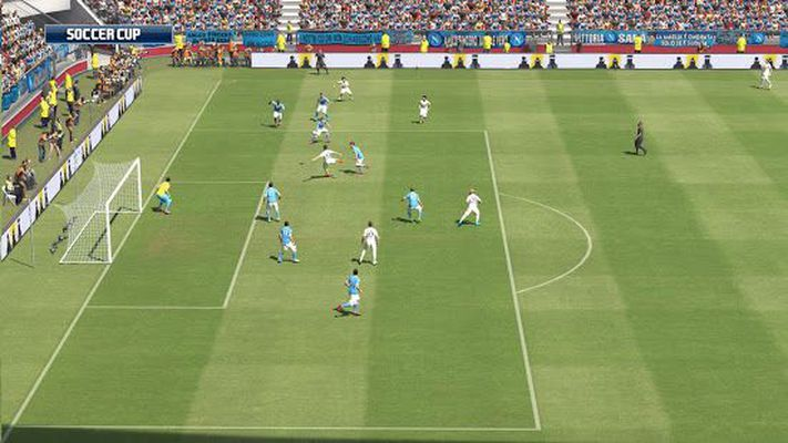 Dream League 2018 screenshot apk 4