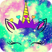 Niedlich Einhorn Mädchen Hintergrundbilder App Android Kostenloser