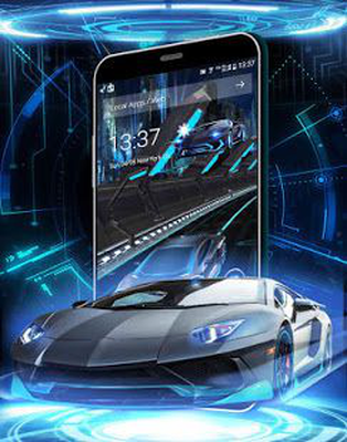 Speedy 3d Sports Car Theme Android Free Download Speedy 3d Sports