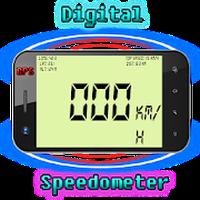 Ícone do Velocímetro GPS Digital