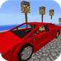 Super Car F. Mod for MCPE 2.0.1