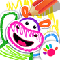 Learning Kids Painting App! Toddler Coloring Apps 1.0.5.4